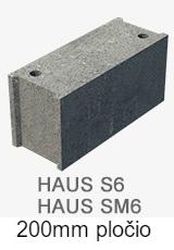 Sm6 blokeliai sienoms