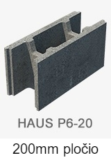 p6-20 blokeliai pamatams