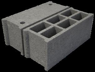 betono blokeliai