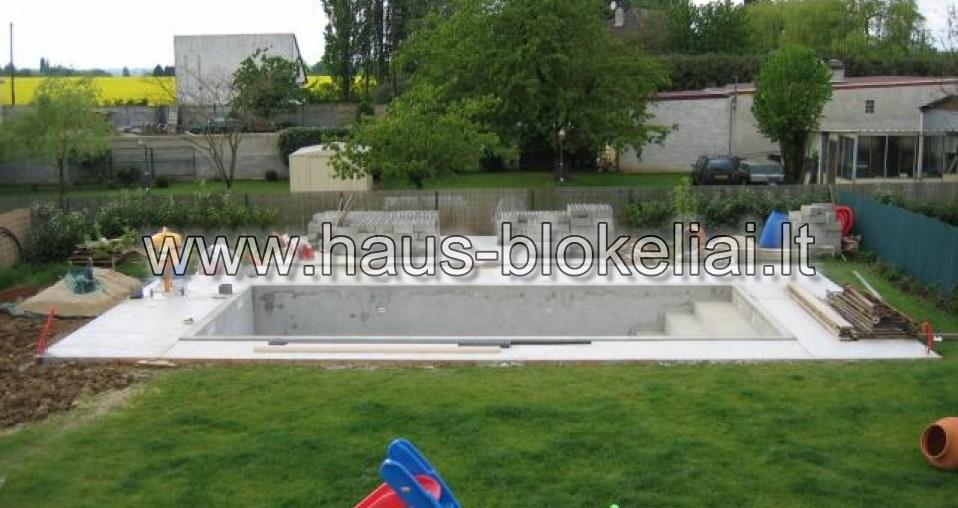 11 sutvarkytas baseinas
