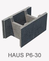 haus blokeliai brėžiniai p6-30